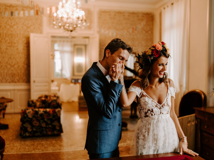 MARIAGE N&D | FRANCE